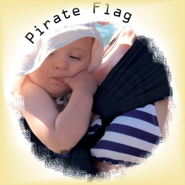 MaM Water Sling Pirate Flag